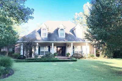 Memphis Single Family Home For Sale: 607 Harwood