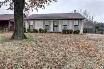 Memphis TN Single Family Home For Sale: $69,000