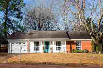 Collierville Single Family Home Contingent: 969 Greencliff