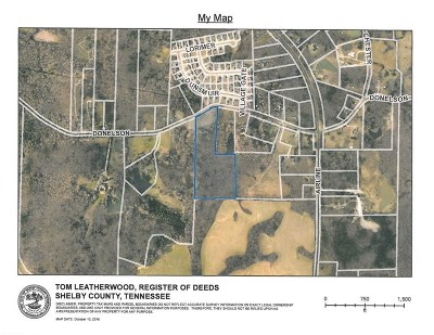 Arlington Residential Lots & Land For Sale: 12205 Donnelson