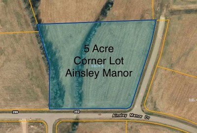 Arlington Residential Lots & Land Contingent: 345 Ainsley Manor