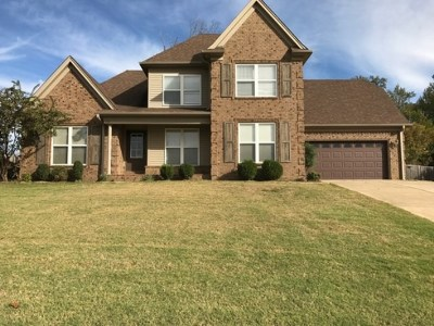 Atoka Single Family Home Contingent: 114 Rembert
