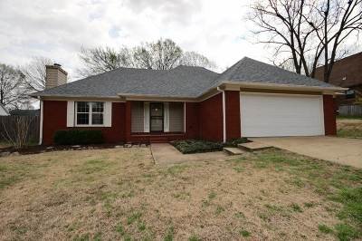 Collierville Rental For Rent: 368 N Main