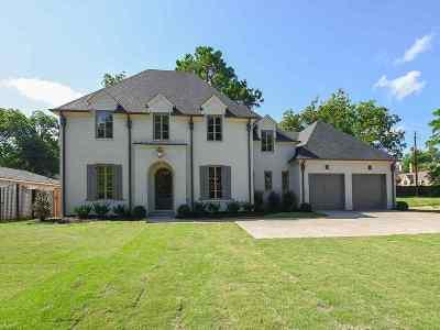 Memphis Single Family Home For Sale: 4627 Lorece