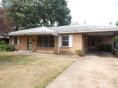 Millington Single Family Home For Sale: 4658 N Doris
