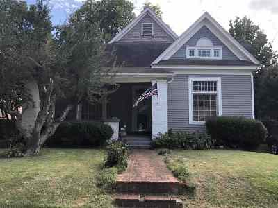 Single Family Home For Sale: 2185 Cowden