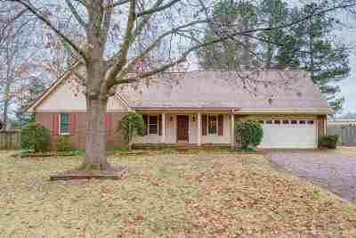 Collierville Single Family Home For Sale: 147 W Pecan Valley