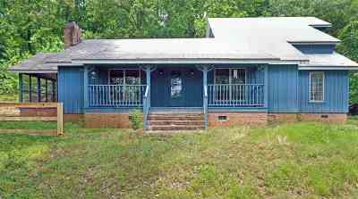 Adamsville Single Family Home For Sale: 600 Snake Creek