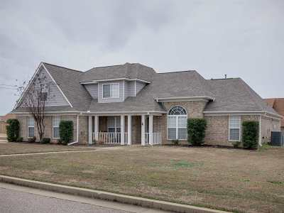 Atoka Single Family Home Contingent: 223 Rembert