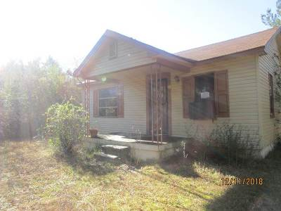 Moscow Single Family Home For Sale: 4685 Hwy 76