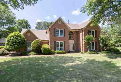 Collierville Single Family Home For Sale: 2259 Lake Page