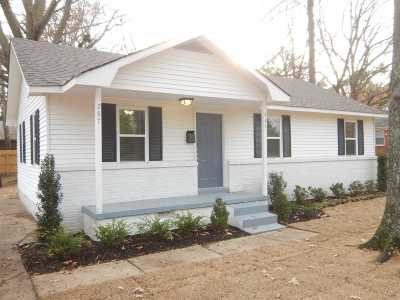Collierville Single Family Home For Sale: 287 S Rowlett