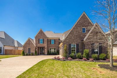 Collierville Single Family Home For Sale: 4733 Carousel