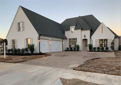 Collierville Single Family Home For Sale: 4741 Carousel