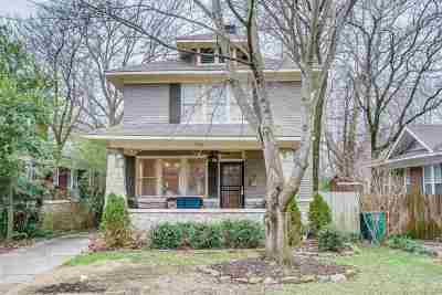 Vollintine Evergreen Single Family Home Contingent: 701 N Idlewild