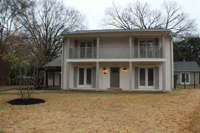 Memphis Single Family Home For Sale: 500 Wild Cherry