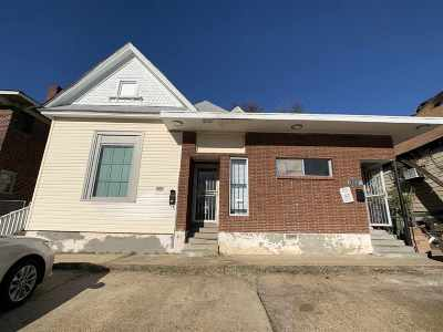 Single Family Home For Sale: 1362 Monroe