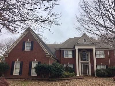 Collierville Single Family Home For Sale: 775 Green Oaks