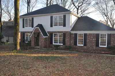Germantown Single Family Home For Sale: 8645 Wilderness