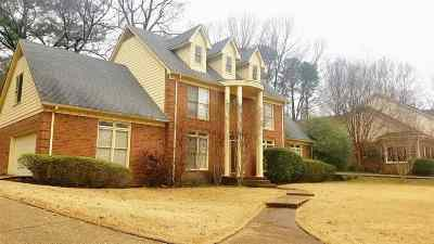 Germantown Single Family Home For Sale: 2703 Sweet Oaks