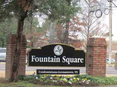 Germantown Condo/Townhouse For Sale: 6571 Poplar #2