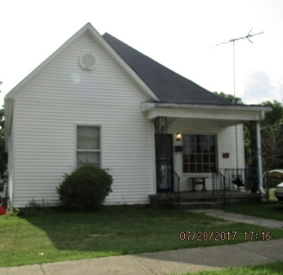 Ripley Single Family Home For Sale: 162 College