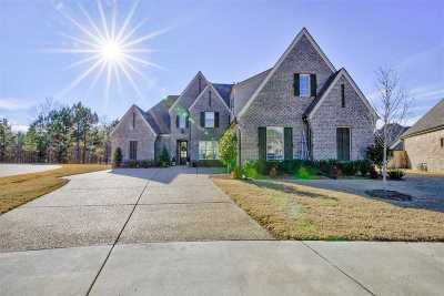 Collierville Single Family Home Contingent: 617 Cypress Run