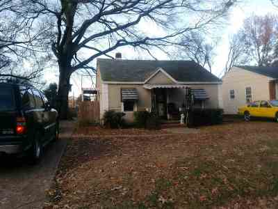 East Memphis Park Single Family Home For Sale: 3766 Dunn
