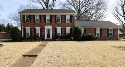 Collierville Single Family Home For Sale: 668 Lancelot