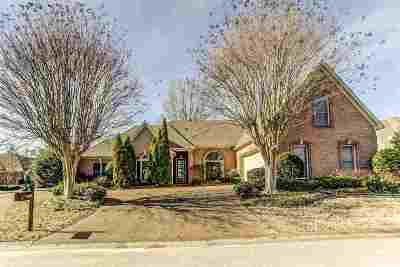 Memphis Single Family Home For Sale: 3247 S Silverwind