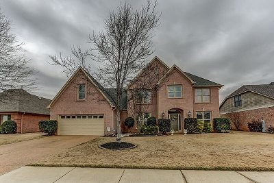 Collierville Single Family Home Contingent: 516 Glenogle