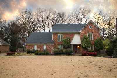 Cordova Single Family Home For Sale: 1561 Cedar Farms
