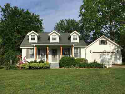 Adamsville Single Family Home For Sale: 195 Sheffield