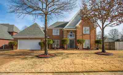 Collierville Single Family Home For Sale: 610 Planters Ridge