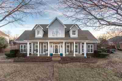 Collierville Single Family Home Contingent: 987 Stanhope