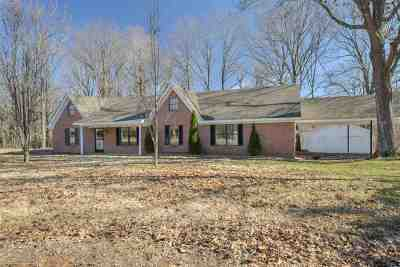 Munford Single Family Home For Sale: 218 Karen