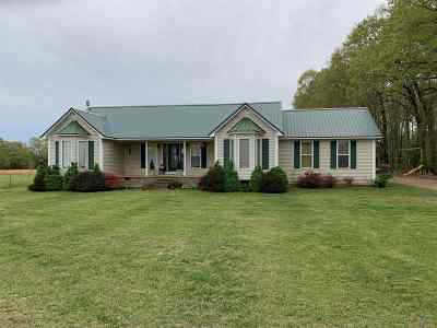 Adamsville Single Family Home For Sale: 1735 Woods