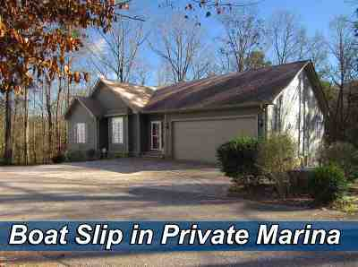Savannah Single Family Home For Sale: 50 Bluff Creek