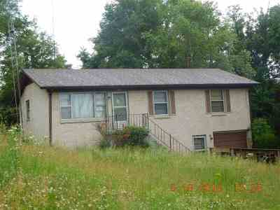 Pulaski TN Single Family Home For Sale: $24,900