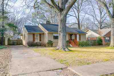 Memphis Single Family Home For Sale: 151 Wallace