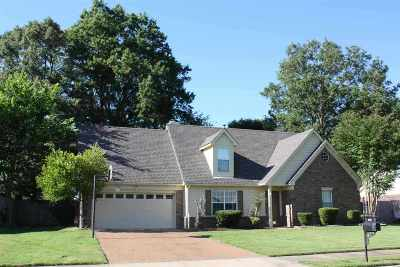 Bartlett Single Family Home Contingent: 8072 Sandywood