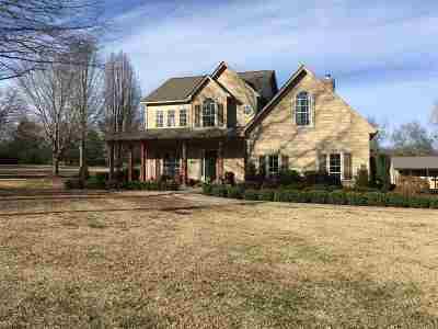 Somerville Single Family Home For Sale: 130 Woodbridge