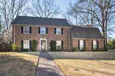 Germantown TN Single Family Home Contingent: $299,000