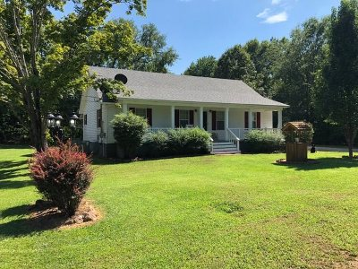 Savannah TN Single Family Home For Sale: $112,000