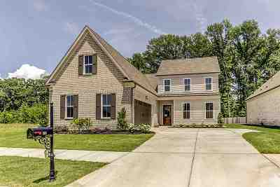 Rossville Single Family Home For Sale: 80 Lafayette Crossing