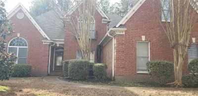 Memphis Single Family Home For Sale: 8765 River Hollow