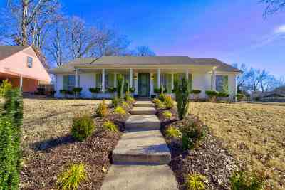 Bartlett Single Family Home Contingent: 3214 Old Brownsville