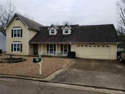 Bartlett Single Family Home For Sale: 5731 S Lake Oaks