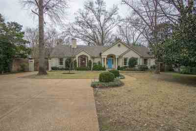 Memphis Single Family Home For Sale: 3992 N Galloway
