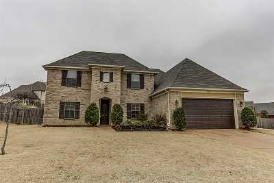 Arlington Single Family Home Contingent: 5375 Scarlet Ridge